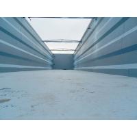 Полуприцеп стальной зерновоз БОДЕКС V=55 m³