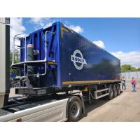 Полуприцеп Bodex алюминиевый кузов V=55 м³